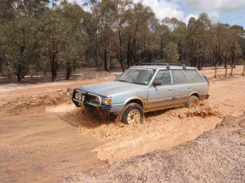 Any other subaru 4wd owners on the board?? - Australian 4WD Action ...