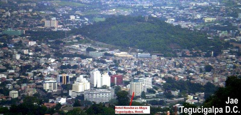 Hoteles En Honduras. La Torre del Hotel Honduras