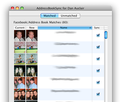AddressBookSync