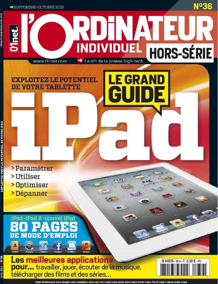 L'Ordinateur Individuel Hors Série 36 Septembre Octobre 2012