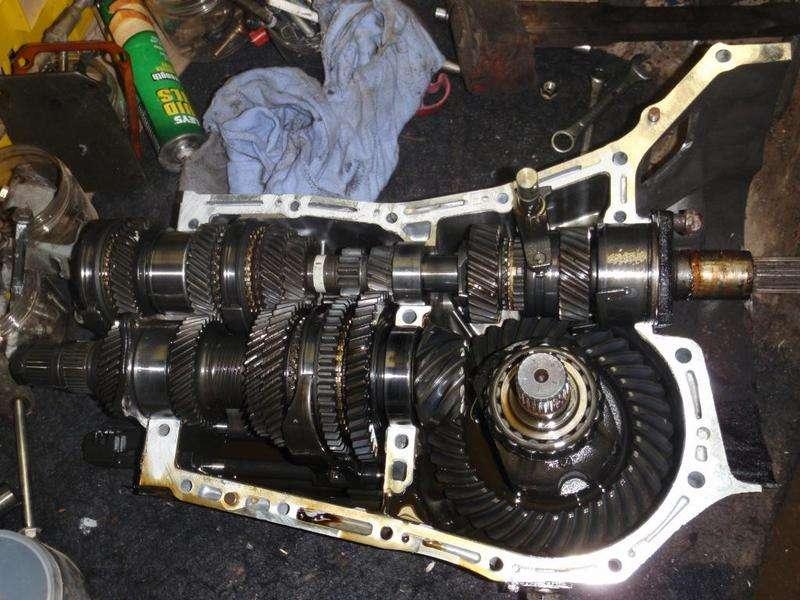 Subaru's manual shift 5-Speed - Old Gen : 80's GL/DL/XT/Loyales